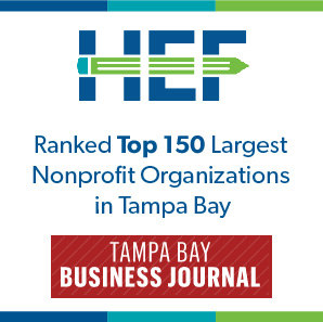 Tampa Bay Business Journal Accolade