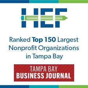 Reconocimiento de Tampa Bay Business Journal